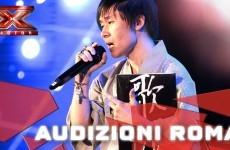 Yusaku, il giapponese che canta Mengoni