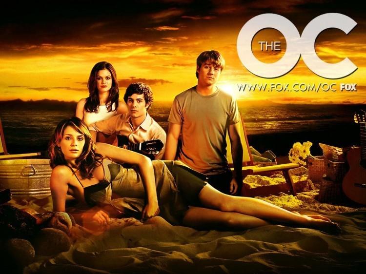 The O.C., il cast (foto Fox)