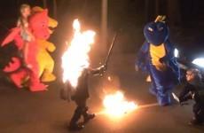Video parodia: Game of Thrones nella vita reale
