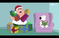 La canzone di Natale dei Griffin