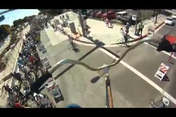 La bici più alta del mondo