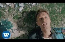 Coldplay, lo straordinario video di Up&Up