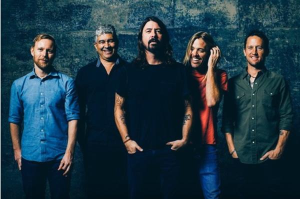 Foo Fighters: la scaletta concerto di Firenze