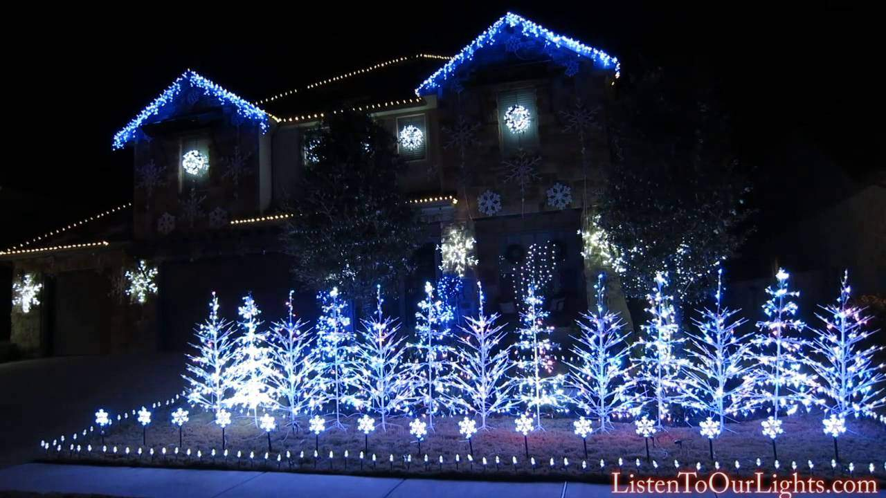 Christmas Lights La