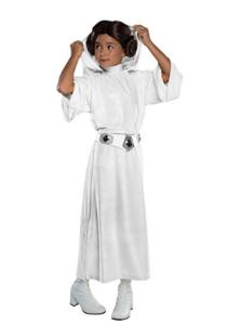 Principessa Leila costume bambini