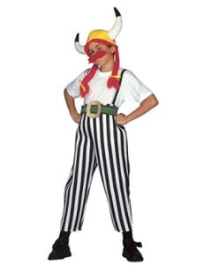 Guerriero gallico costume carnevale bambino