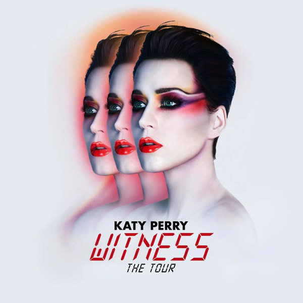 Katy Perry a Bologna: la scaletta concerto