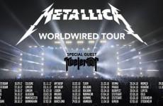 Scaletta concerti Metallica a Torino e Bologna