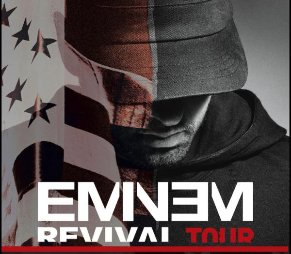 Scaletta e canzoni Eminem, concerto a Milano