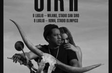 Beyoncé e Jay-Z a Roma e Milano: scaletta concerti e biglietti
