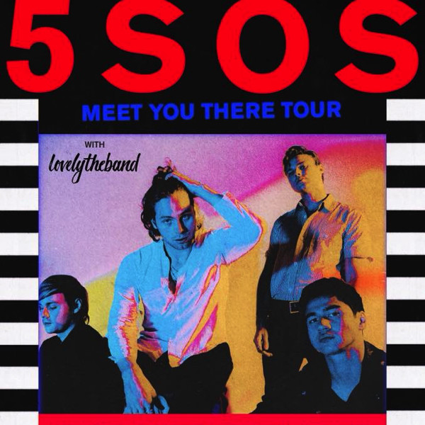 5 seconds of summer a Milano