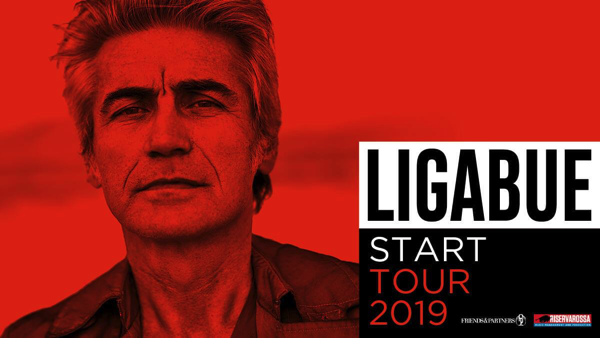 Ligabue, Tour 2019: scaletta concerti