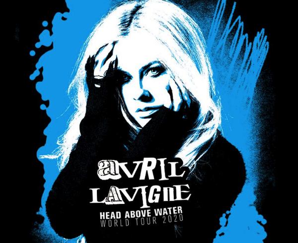Avril Lavigne a Milano