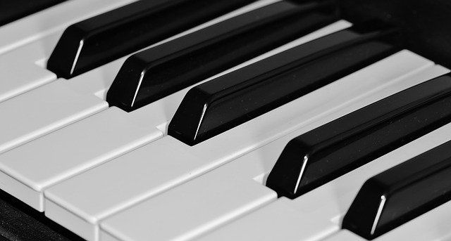 Tastiera musicale per principianti