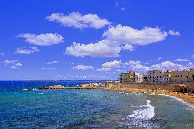 Gallipoli, le spiagge