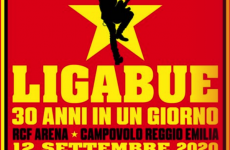 Scaletta concerto Ligabue 2020