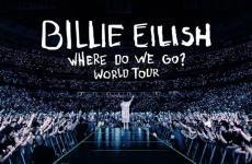 Billie Eilish, scaletta concerto 2020