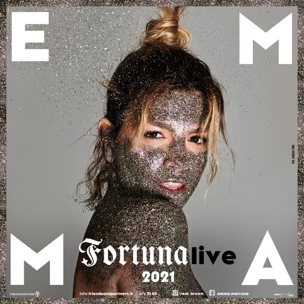 Emma Marrone, scaletta Arena di Verona 2021